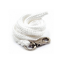 2.5M NYLON LEAD ROPE WITH HOOK