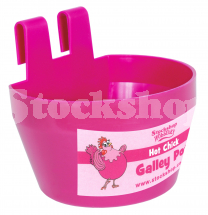 HOT CHICK GALLEY POT