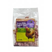 NATURES GRUB POPCORN TREAT WITH FRUIT & BERRIES 20G