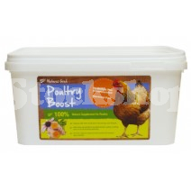 NATURES GRUB POULTRY BOOST 1.5KG