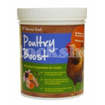 NATURES GRUB POULTRY BOOST 400G