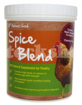 NATURES GRUB SPICE BLEND WITH PROBIOTICS 500G