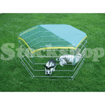OUTDOOR ENCLOSURE 6 SQUARE