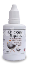 PHYTOPET CHICKEN SQUITS 50ML