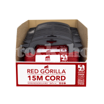 RED GORILLA® 4MM DIAMOND BRAID CORD 15M