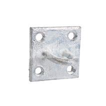 STALL GUARD PLATE GALVANISED