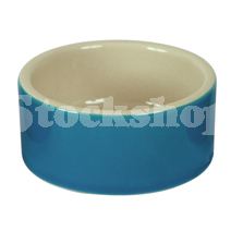 SMALL ANIMAL BOWL MED CERAMIC