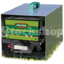OUTDOOR BATTERY AND FENCER COVER