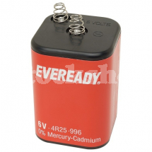 EVEREADY® 6V-PJ996 BATTERY