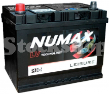 12V RECHARGEABLE BATTERY 75AH