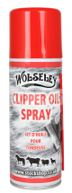 WOLSELEY ORIGINAL SPRAY CLIPPER OIL 200ML