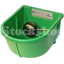 PLASTIC WATER BOWL 6LT OPEN FLOAT VALVE