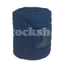 FLEECE BANDAGE NAVY (4PK) 3M x 12CM
