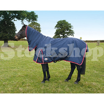 ESSENTIALS MEDIUMWEIGHT COMBO TURNOUT RUG 6'6Inch