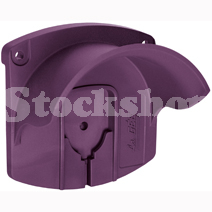 PRO CLIP BRIDLE HOLDER PURPLE