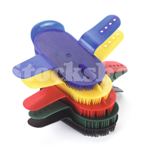 Curry Combs & Grooming Mits