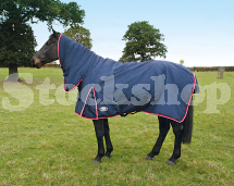 Medium-weight Combo Turnout Rugs